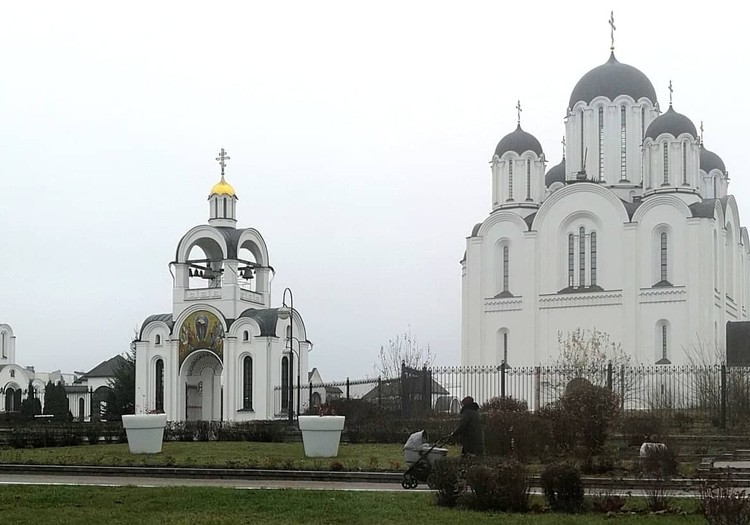 Изумительная Беларусь: Минск