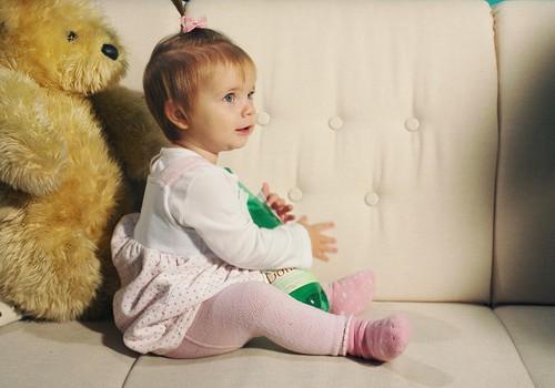 ВТОРОЙ ШАГ: Такие практичные и удобные детские колготки!