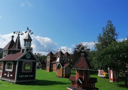 Летний гид: Vecumnieki, деревянный городок!