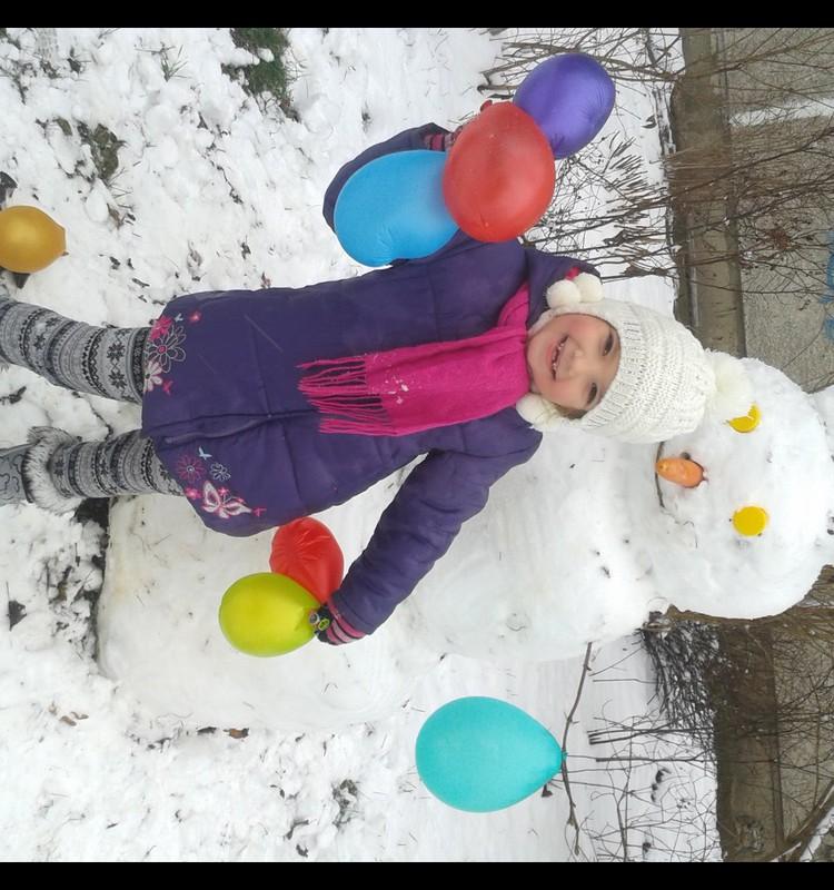 Миланина Снежная радость