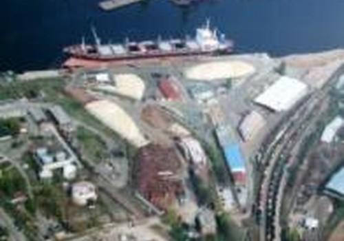 В рижском порту произошла утечка кислоты