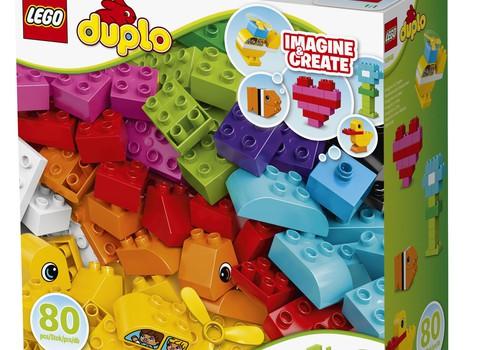 Как развивать малышей разных возрастов с помощью LEGO?