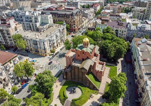 Киев: четыре времени года. Весна. Часть 1