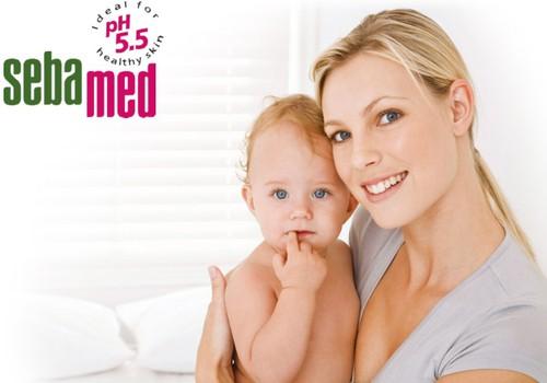 SebaMed - для Тебя и Твоего малыша: подай заявку, пробуй и делись впечатлениями!