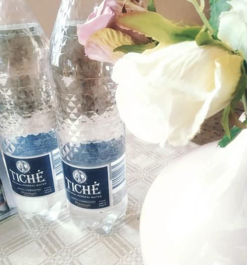 """Вода """"Tiche"""" - подошла для всей семьи!"""