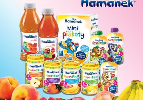 КОНКУРС: выиграй комплект продуктов Hamanék ® !