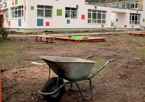 Летом в Риге закроются 75 детских садов