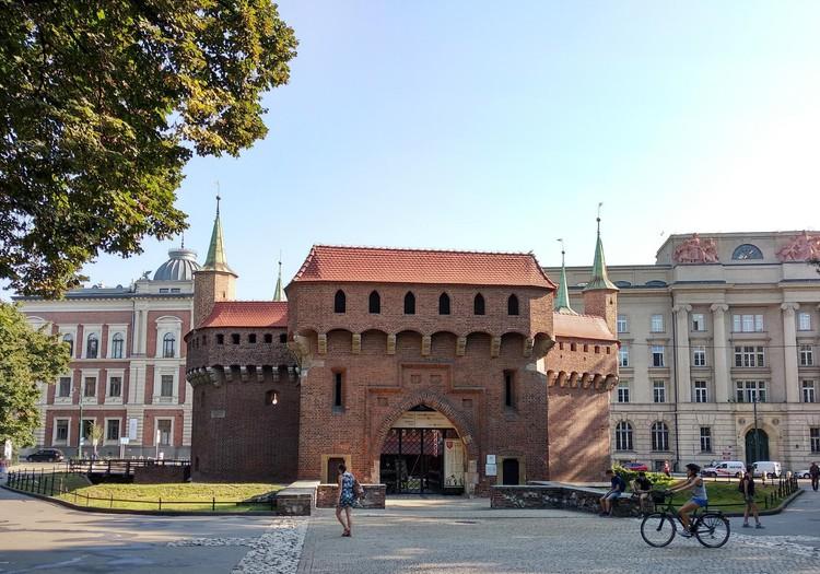 Евротур: Краков, Польша