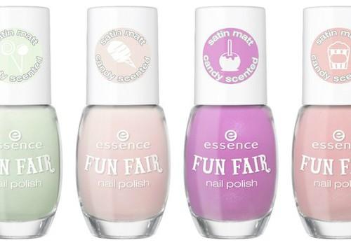 """Новая лимитированная коллекция essence """"fun fair"""""""