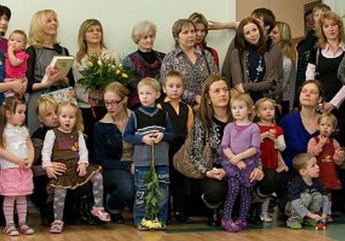 В Риге появился новый детский сад