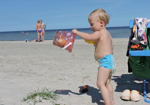 В Вайвари с Huggies Little Swimmers