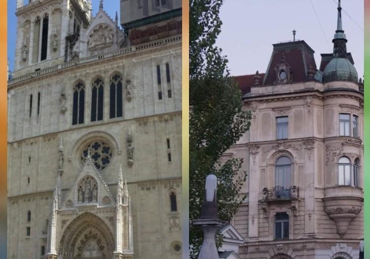 Евротур: Загреб (Хорватия) – Любляна (Словения): две столицы Центральной Европы за один день