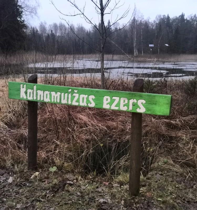 Зимние бродилки: Скривери – природные тропы. Часть 2