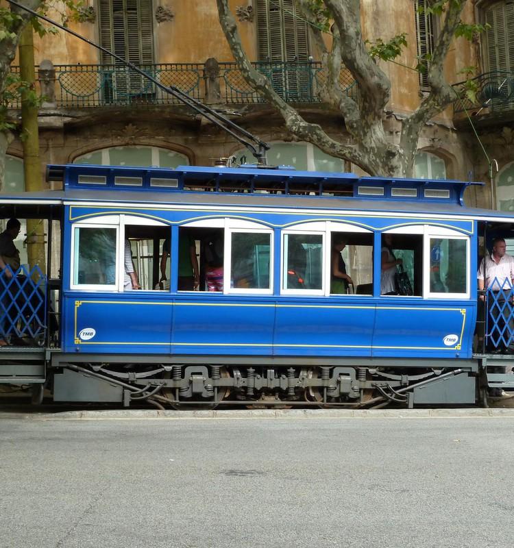 Осенняя сказка в Барселоне