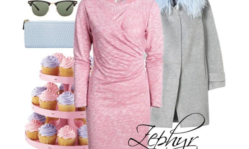 Для красивого и женственного 2015 года: розовый зефир