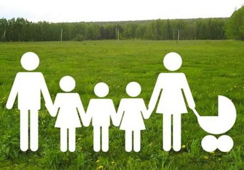 Создали регистр многодетных семей