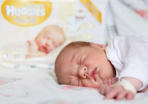 ТВ: Ищем малышей до 3 месяцев, чтобы протестировать новые подгузники Huggies@ Elite Soft