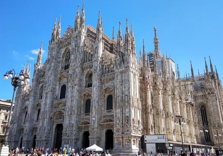 Евротур: Милан – модная столица Италии