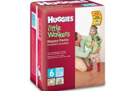 Обобщены отзывы о Huggies Little Walkers®