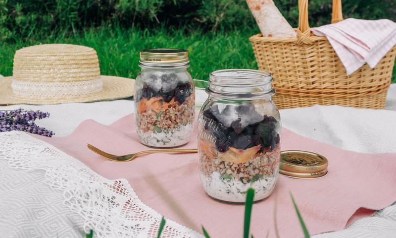 Три вкусных блюда, которые можно приготовить на свежем воздухе