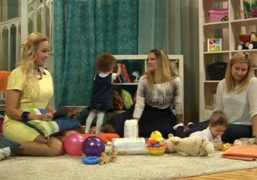 ONLINE-TV Māmiņu klubs: мамочки тестируют новые Huggies® Elite Soft 3 и 4! Узнай больше и Ты