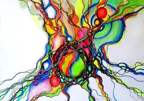 Приглашаем на мастер-класс по нейрографике 12 декабря!