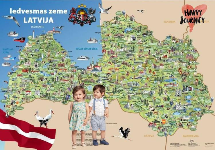 Наш ТОП 10 лучших мест в Латвии для отдыха с детьми.