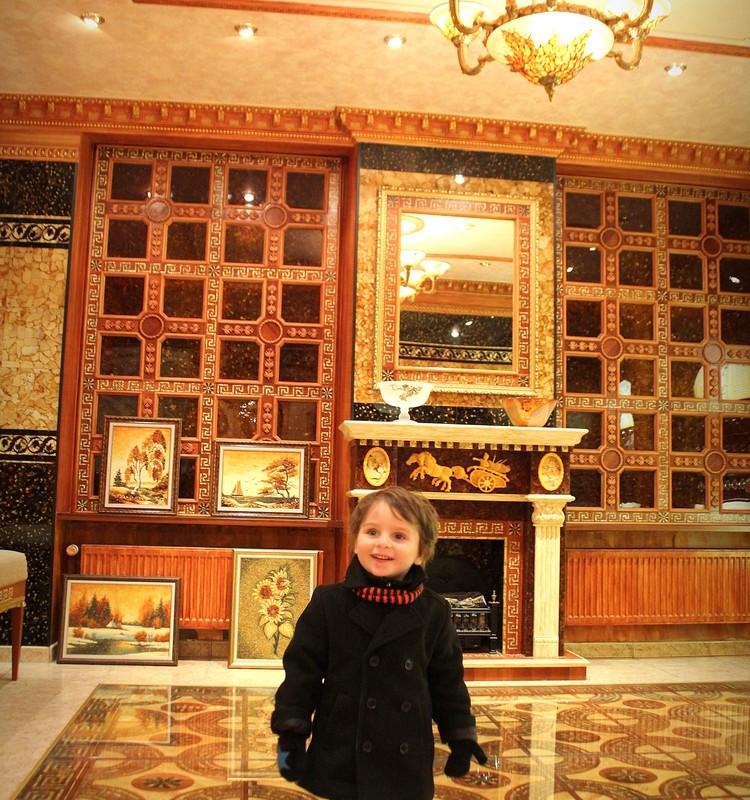 Янтарная комната в Риге: а вы были?