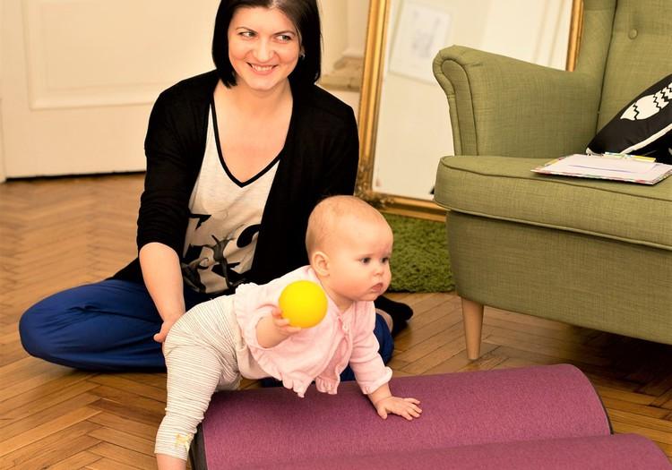 Индивидуальная консультация физиотерапевта Кристины Асоновой в Школе родителей