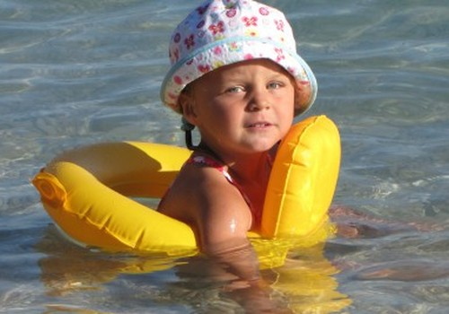 Хорватия - рай для купания!
