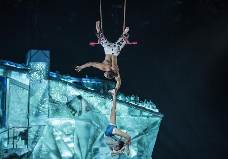 Единственный раз в Балтии - Cirque du Soleil с уникальным шоу CRYSTAL!