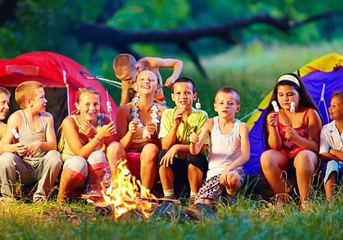 Список летних лагерей при поддержке Рижской думы