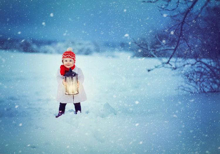 Зимняя сказка с Кирой Исаевой