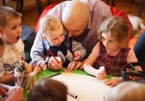 """Школа родителей Маминого Клуба приглашает на тренинг-семинар """"Подготовка к детскому саду"""""""