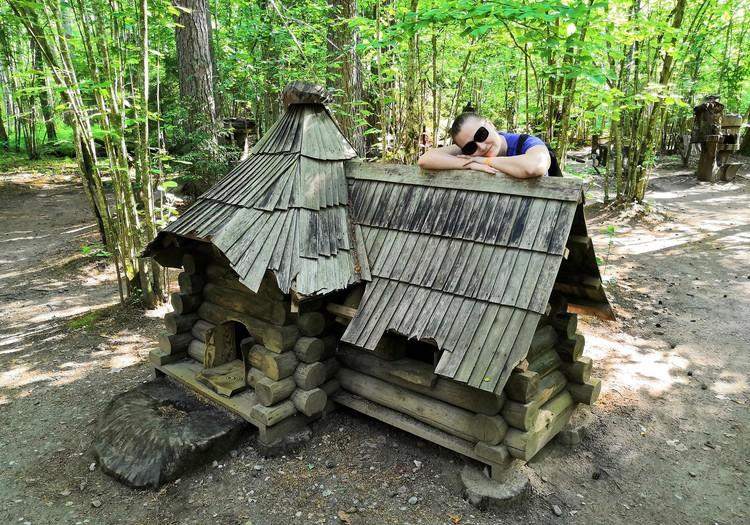 Путешествие в мир сказок – Терветский природный парк