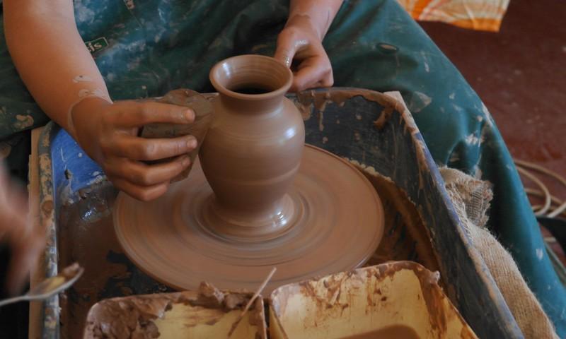 Экскурсия на производство керамики и гончарный мастер класс