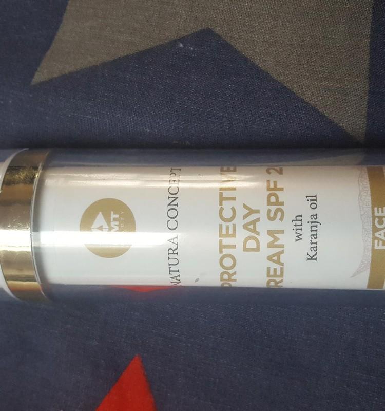 GMT Beauty: ДНЕВНОЙ КРЕМ С ЗАЩИТОЙ ОТ СОЛНЦА SPF 20 с маслом каранджи