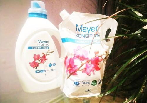 Тест Mayeri Sensitive - здравствуйте, энзимы!