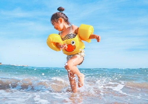 Безопасность ребёнка на воде