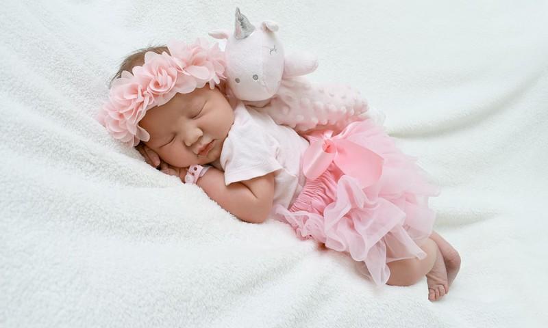 Особенности дыхания младенцев