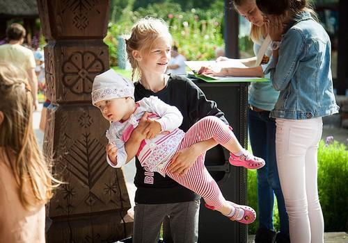 Первая летняя обувь для малыша