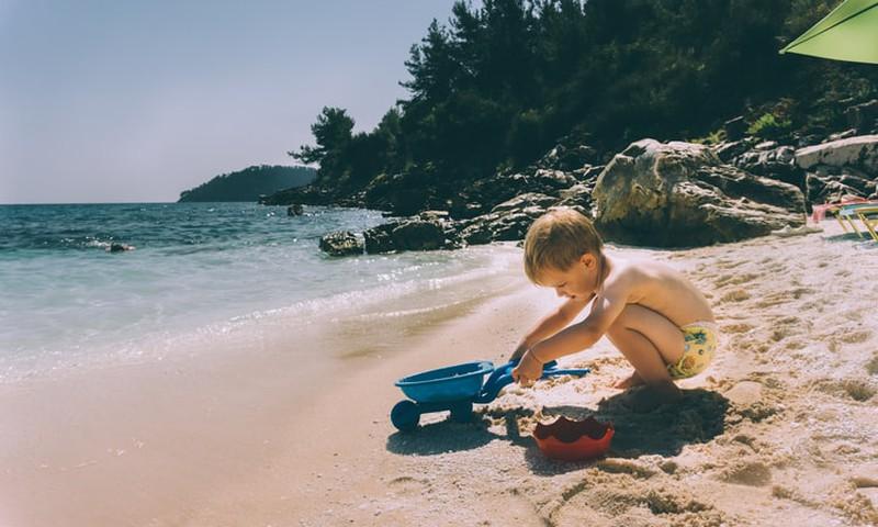 Лето ребенка без риска