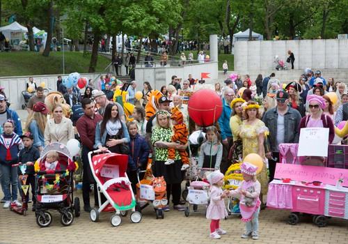 Зайди и посмотри, как красочно прошёл летний фестиваль Маминого Клуба!