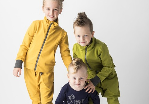 MODI DU и DIANA VAPSVE – Универсальный, стильный минимализм для детей и их родителей