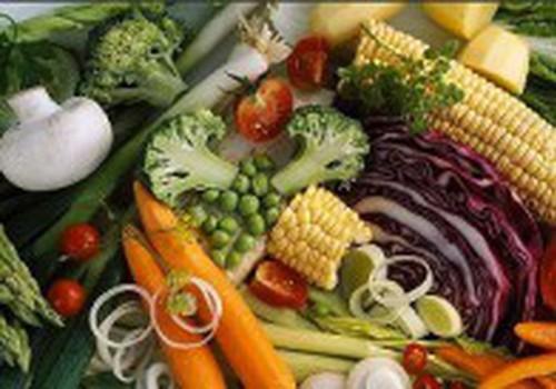 А Твой ребёнок ест достаточно овощей?