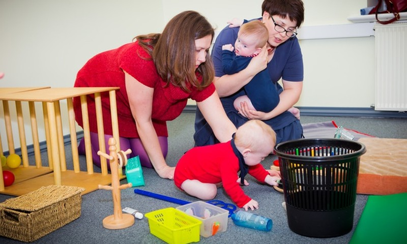 Развивающие занятия для малышей с физиотерапевтом Яной Парфёновой: мнение мамы