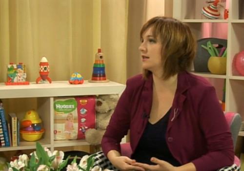 В ONLINE-TV руководитель Маминого Клуба в странах Балтии Сандия Салака о новинках в Школе родителей