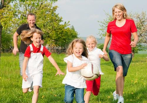 C 29 по 31 мая - Семейная неделя спорта с Ghetto Games