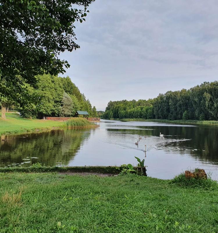 Место для рыбалки и фотосессий озеро Улброкас