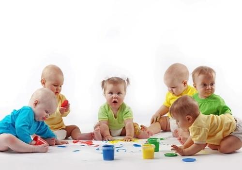 С 1 мая начнется регистрация в рижские детские сады. Родители, проверьте поданные заявки!